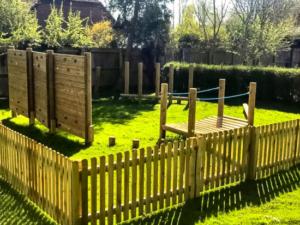 Fox & Goose Coombe Bissett Children's Play Area