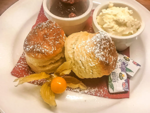Fox & Goose Coombe Bissett Cream Tea